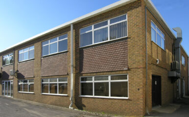 Ground Floor Office/Storage Unit – TO LET